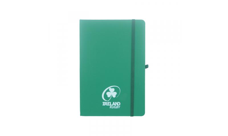 Irish Rugby A5 Hardback Notebook