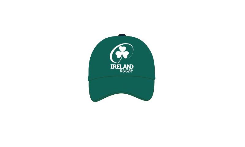 Irish Rugby Baseball Cap