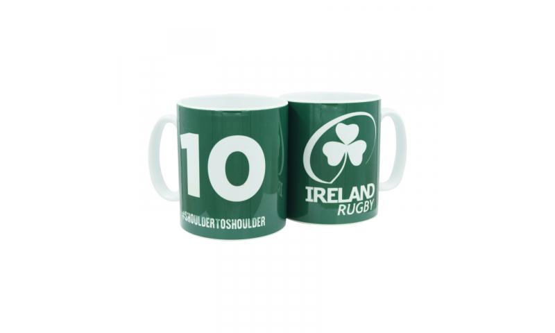 Irish Rugby Ceramic Mug