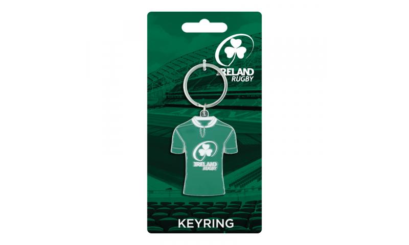 Irish Rugby Jersey Keyring