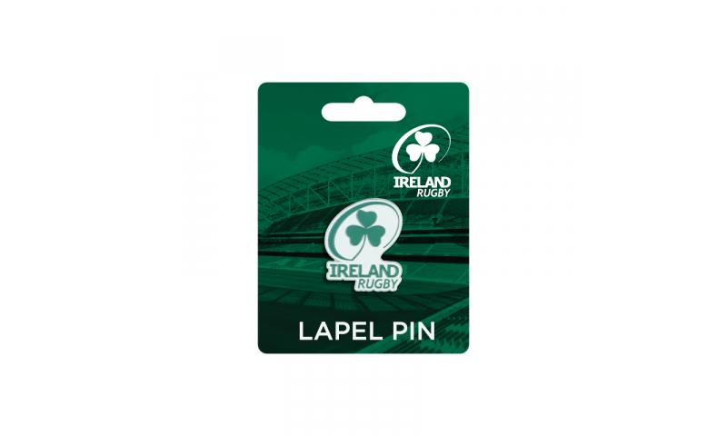 Irish Rugby  Logo Lapel Pin
