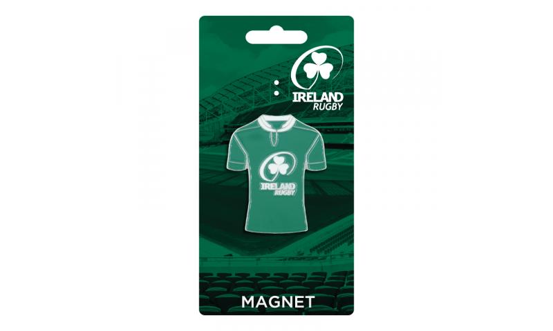 Irish Rugby Jersey Metal Magnet