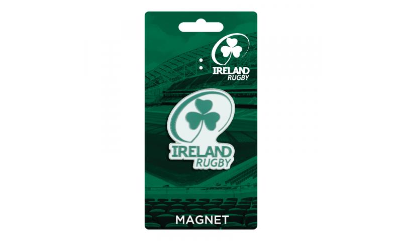 Irish Rugby Logo Metal Magnet