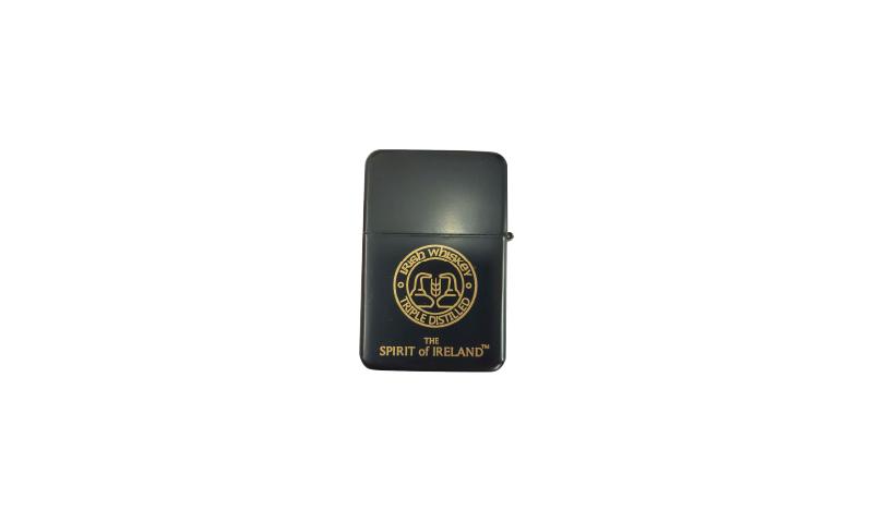 Spirit of Ireland Zippo Style Lighter Tin Box