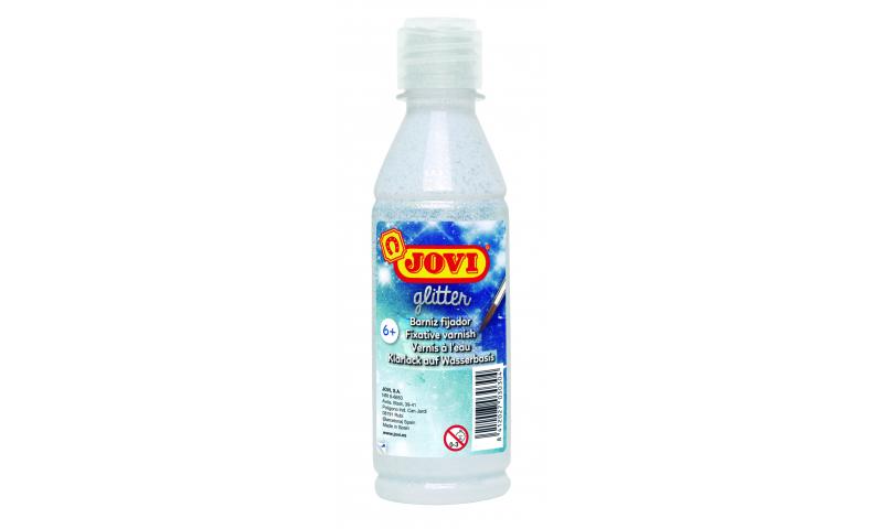 JOVI Glitter Gloss Varnish - bottle - 250 ml.