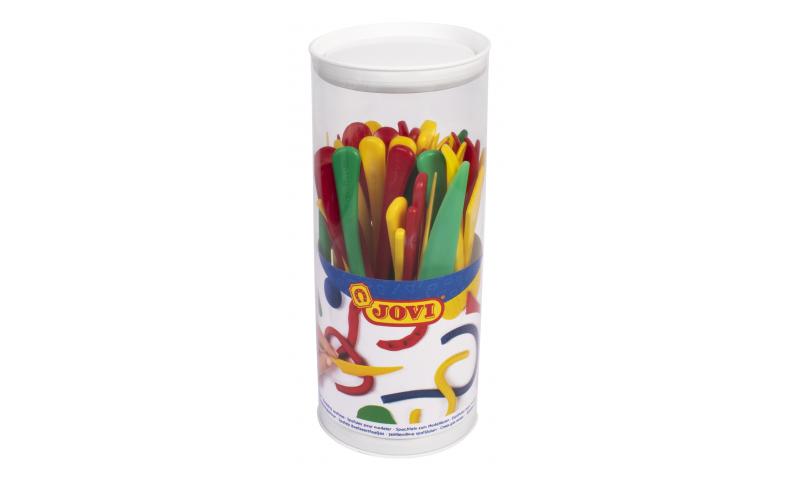 JOVI Essential Modelling Tools - Tub of 3 Coloured styles