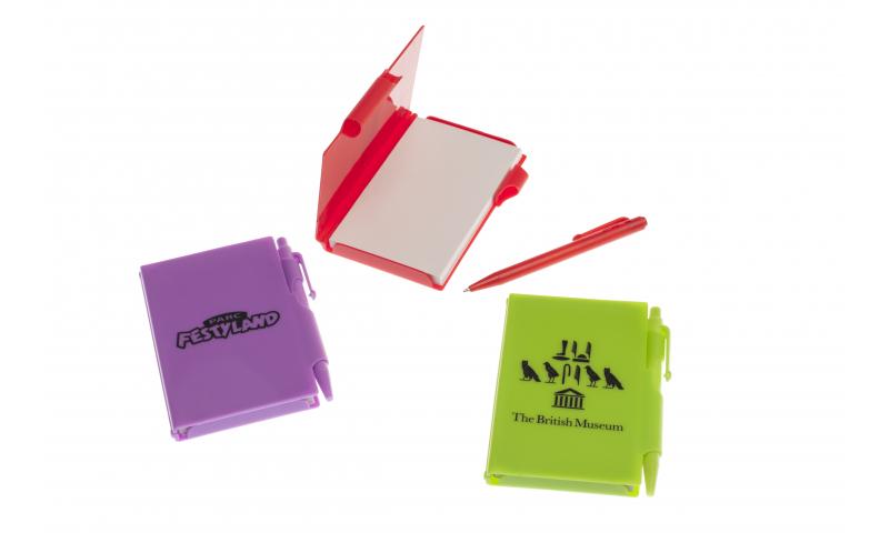 Jive Rigilock Notebook and Pen