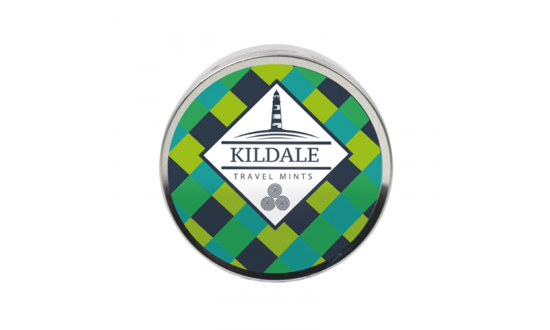 Kildale Travel Mints in Tin 200g