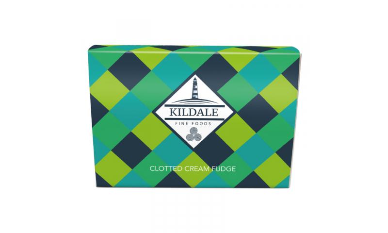 Kildale Clotted Cream Fudge 150g Box