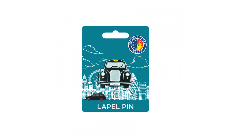 London Taxi Co. LAPEL PIN - Taxi
