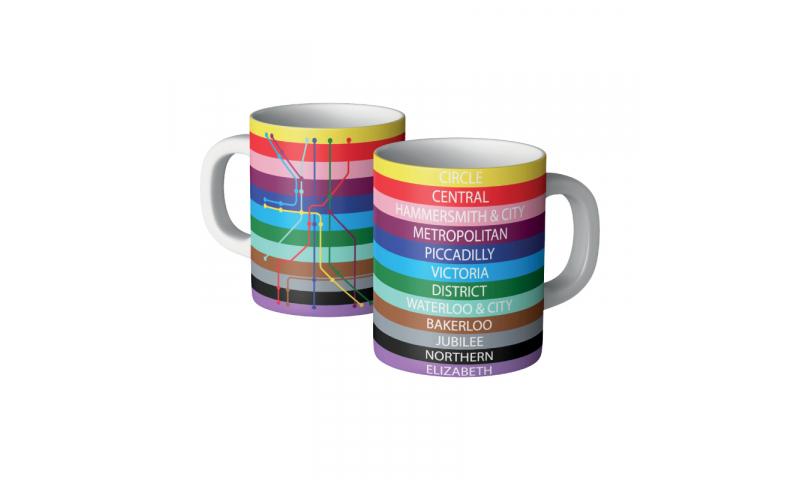 London Transport Ceramic Mug