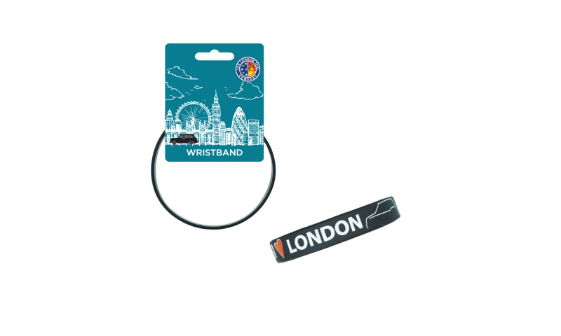London Taxi Co. WRISTBAND