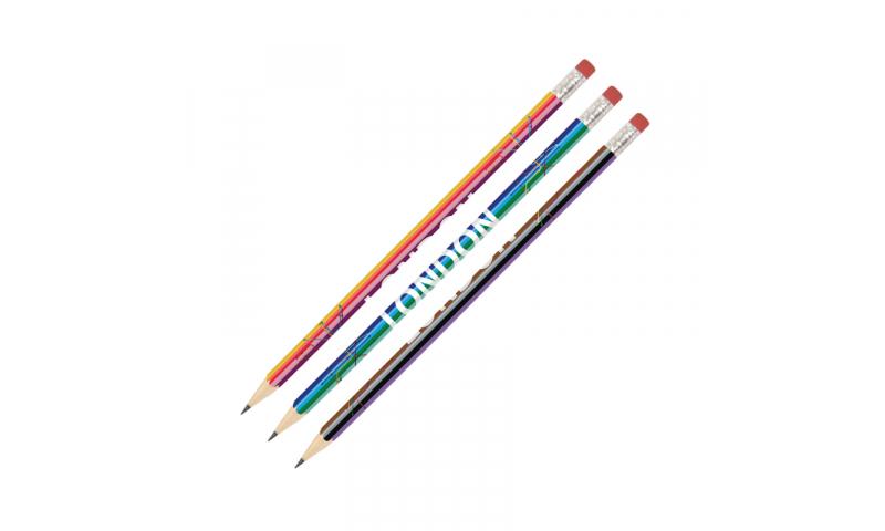 London Transport Pencil with Eraser