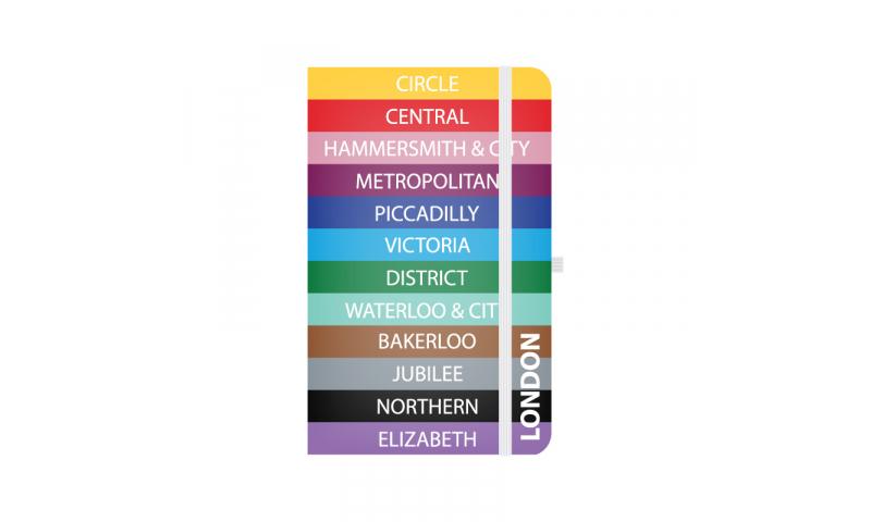 London Transport A6 Notepad