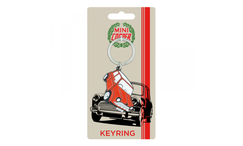 Mini Cooper KEYRING - Car