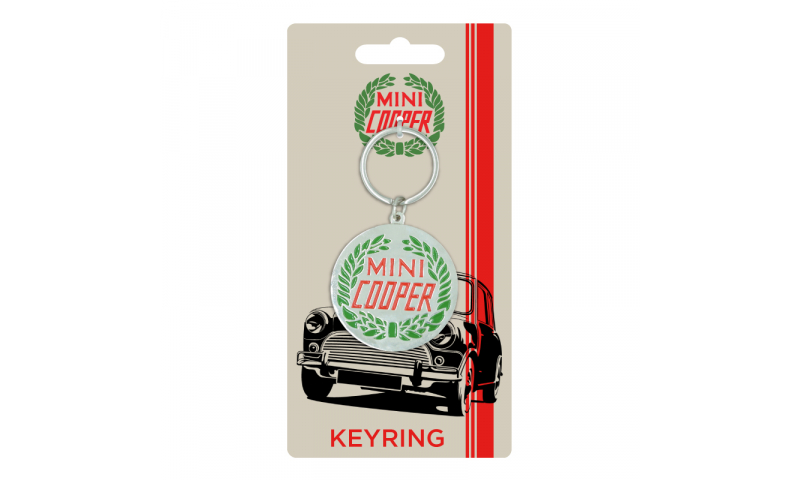 Mini Cooper KEYRING - Logo