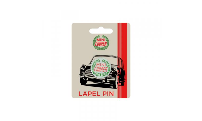 Mini Cooper LAPEL PIN - Logo