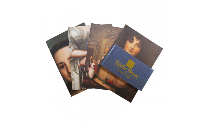 A6 Notebook soft cover 5pk, Set of Different Designs, Fully Bespoke