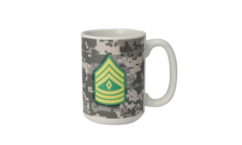 Camo Design full colour printed Mug