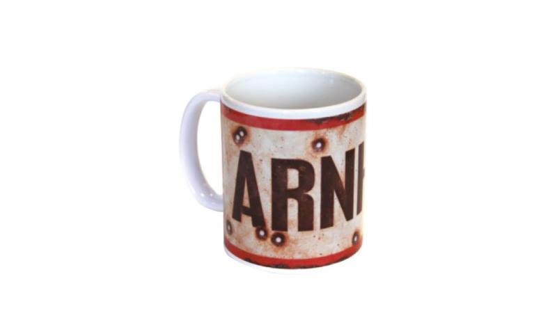 Ceramic Mug, 380ml, Full Colour Wrap Print