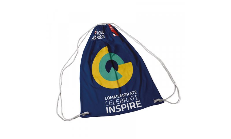 Drawstring Backpack Bag, Fully Bespoke Design