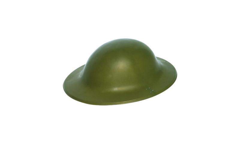 Childs Plastic Army Helmet, 1 col print inc.