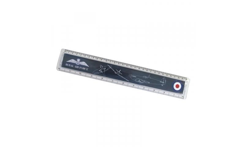 """Acrylic Ruler, 30cm/12"""", Full Colour"""