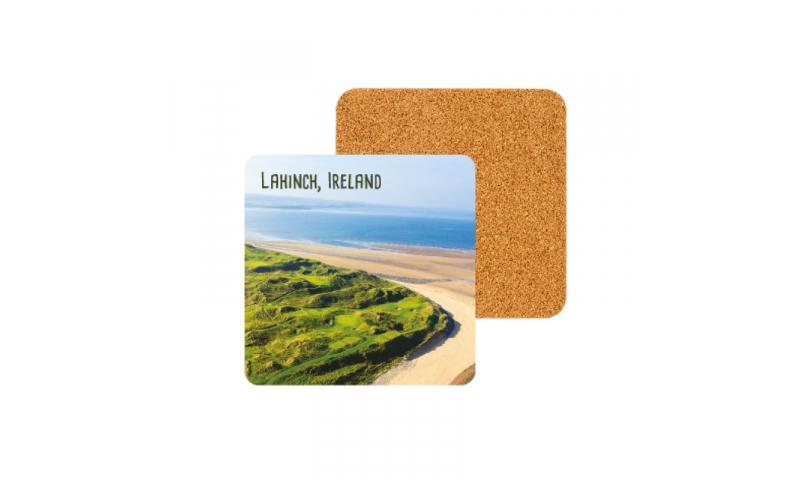 Leatherboard Coaster, Full Colour Print