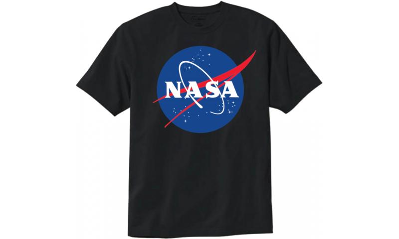 NASA T-Shirt - Logo Design - Asstd Sizes