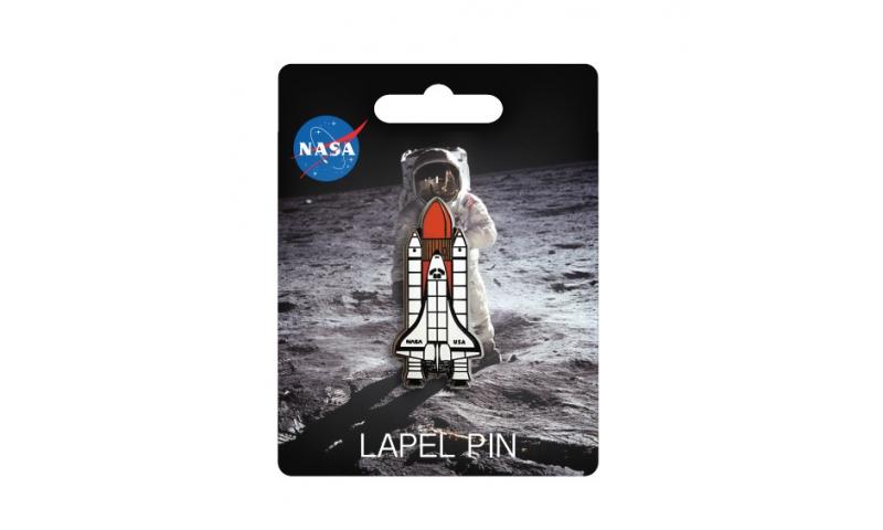 NASA Rocket & Shuttle Lapel Pin