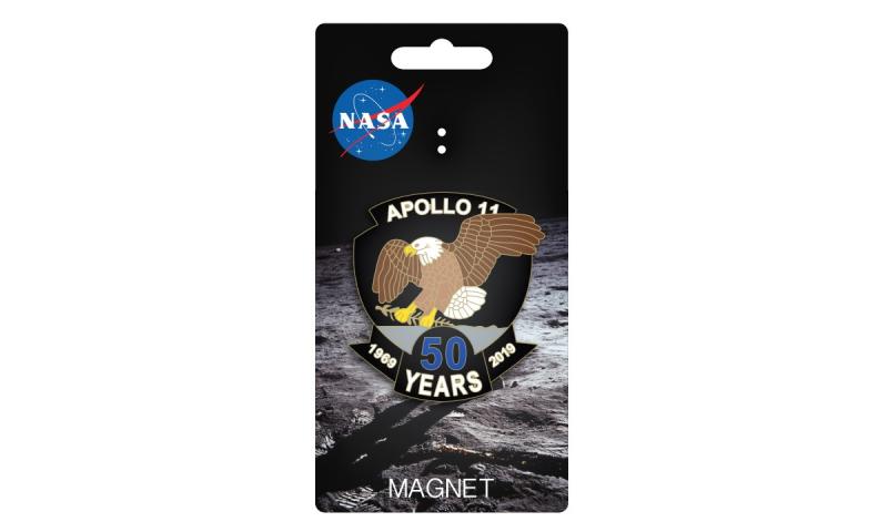 NASA Apollo 11 50th Magnet