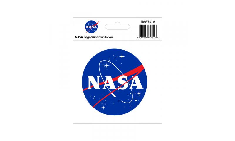NASA Sticker Logo