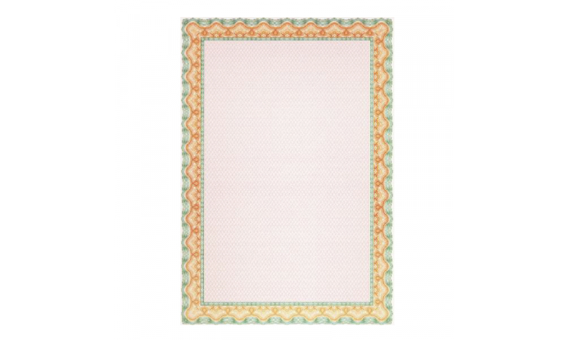 DECADRY A4 Certificate Paper 25 Sheets - Cream (New Lower Price for 2021)