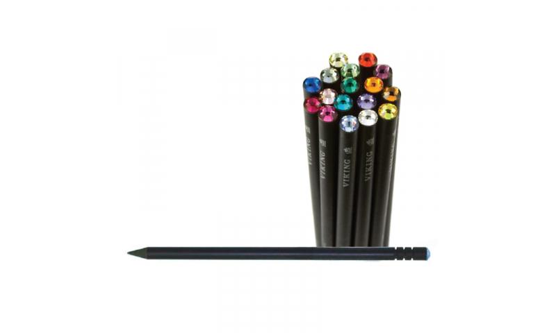 Crystal Top Pencils