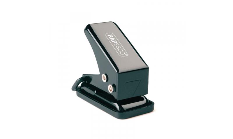 Rapesco Single Hole Metal Perforator, Colour Box