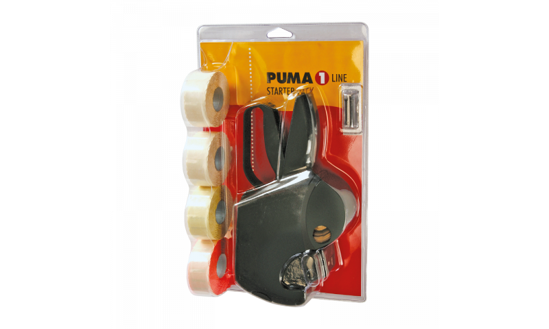 Lynx PUMA P-J8 Single Line Pricing Gun, 8 Bands with 6000 labels
