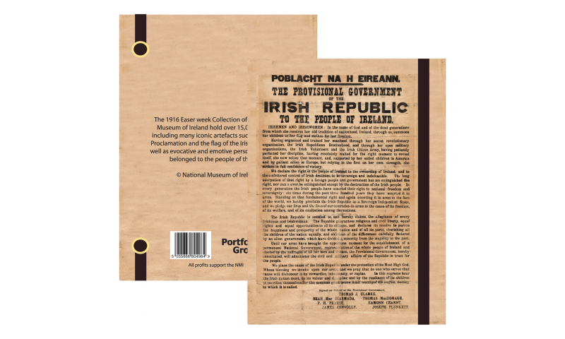 Proclamation A5 Hardback Notebook