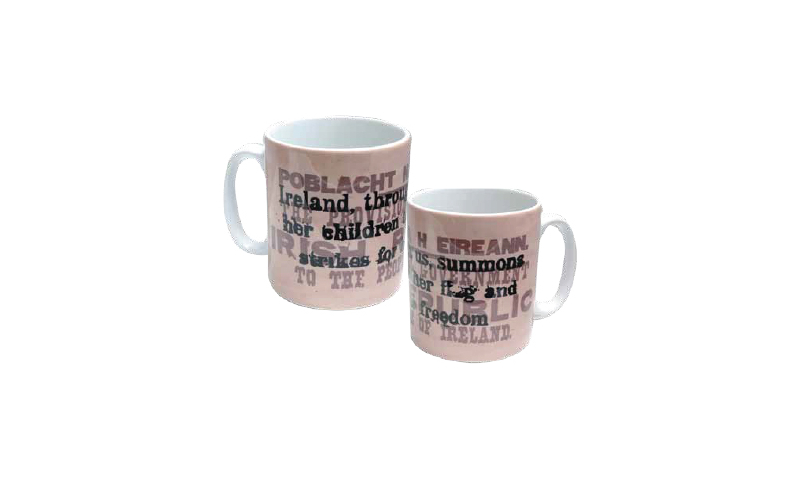 Proclamation Ceramic Mug