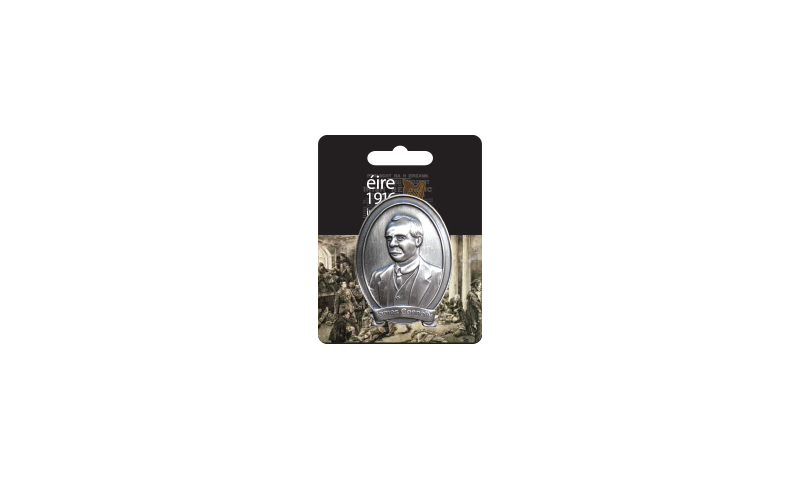 Proclamation James Connolly Pin Lapel Pin on Headercard