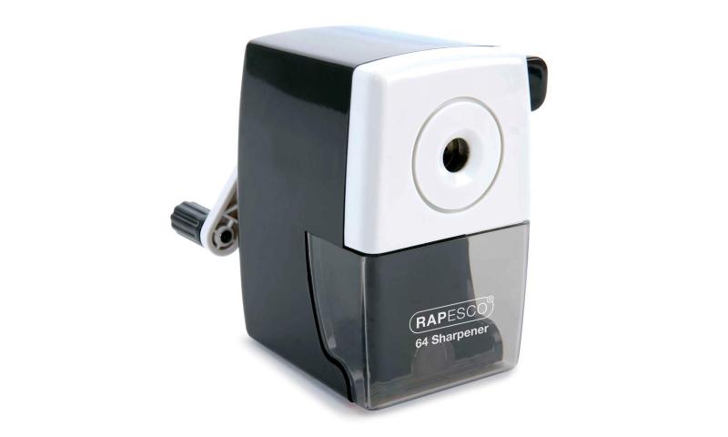 Rapesco Desktop Sharpener Adjustable with Clamp