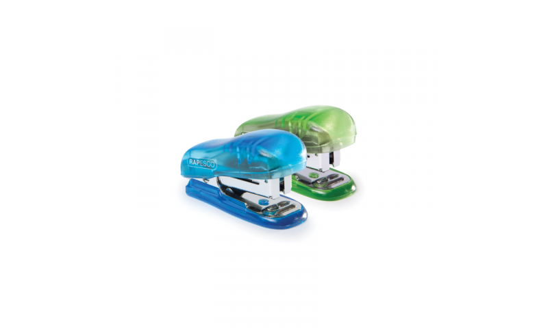 Rapesco Bug Mini Stapler 26/6 Hangcarded (New Lower Price for 2021)