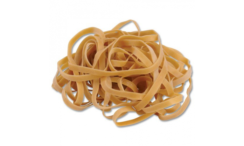 Laggy Bagged Rubber Bands 454g/1lb Size 65 (New Lower Price for 2021)