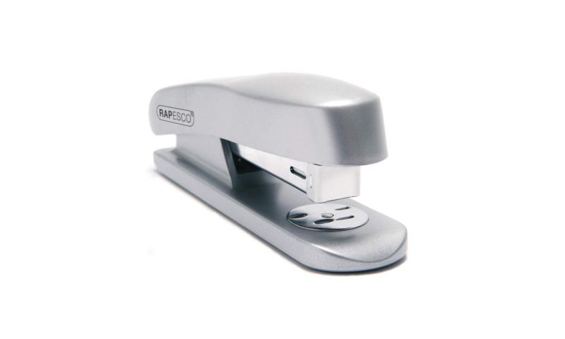 Rapesco Puffa Executive Silver - Half Strip 26/6 Stapler