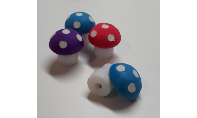 Novelty Mushroom Sharpen/Eraser