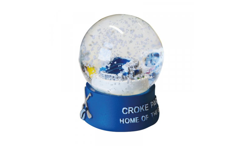 Resin 3D Snowglobe 6.5cm, Highly Detailed, Hand Painted, Fully Bespoke
