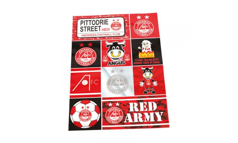 Supporter Sticker Set, Fully Bespoke