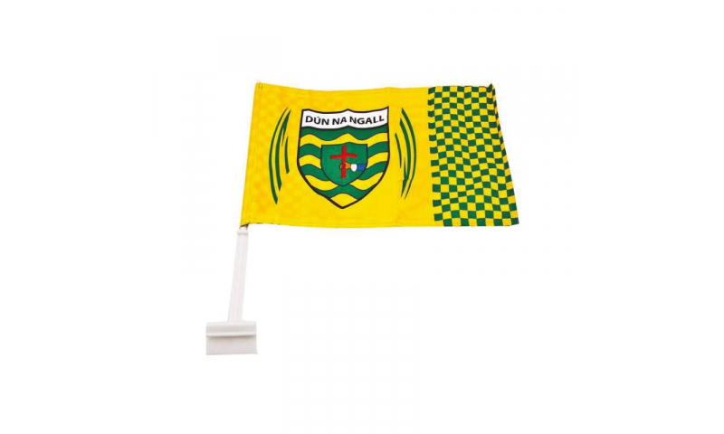 Car Supporter Flag, 40x30cm, with Window clip, Fully Bespoke Design