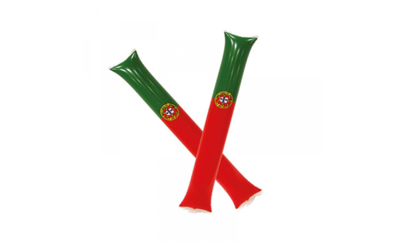 Cheering Sticks, Pair, 100cm , 1 Col Print inc. (Bespoke design available above 2500pcs)