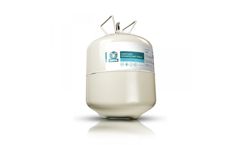 Ramsol Sanitising Canister 22 Litre 99.9% Anti-Bacterial  (In Stock)