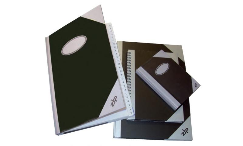 Zip Silverline Manuscript Books A5 80g, 96 Leaf